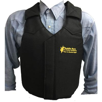 Saddle Barn, Inc. Cordura® Pro Rodeo Protective Vest