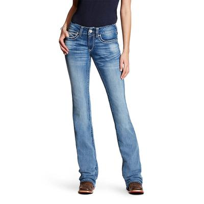 Ariat Women's Mid- Rise Heirloom Jeans