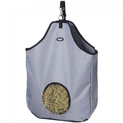 Tough 1® Nylon Tough Tote Hay Bag GREY