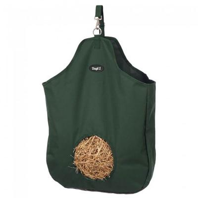 Tough 1® Nylon Tough Tote Hay Bag HGREEN