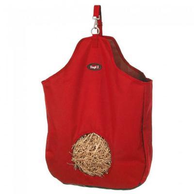 Tough 1® Nylon Tough Tote Hay Bag RED