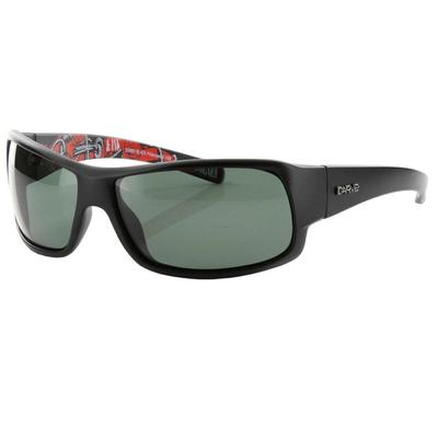 Carve Men's Sonny Black Matt Black Signature Sunglasses