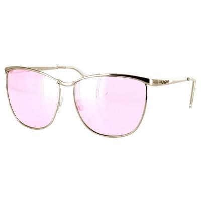 Carve Women's The Amanda Gold Iridium Sunglasses