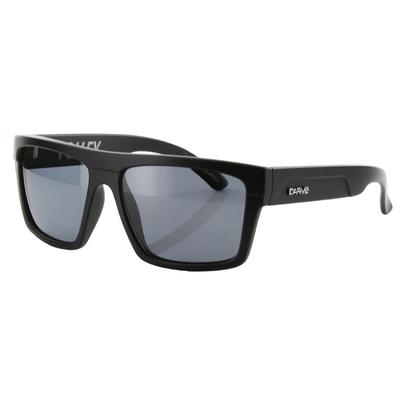 Carve Men's Volley Matt Black Sunglasses