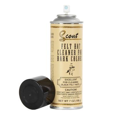 M&F Western's Scout Dark Felt Hat Cleaner