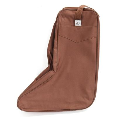 M&F Western's Brown Boot Bag