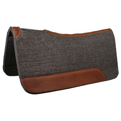 Todd Slone Square Contoured Wool Saddle Pad 3/4