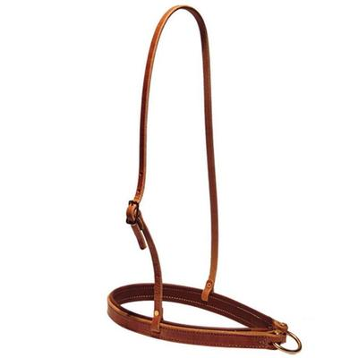 Berlin Custom Leather Noseband With Soft Liner