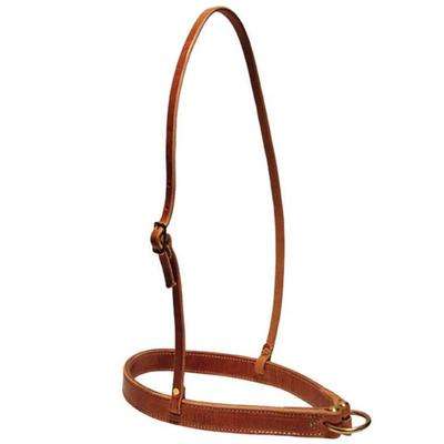 Berlin Custom Leather Halter Bolt Noseband