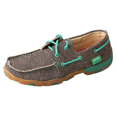 Twisted X Women's Dust ECO Driving Moccasins