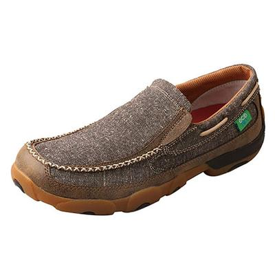Twisted X Men's Dust ECO Slip-On Driving Moccasins
