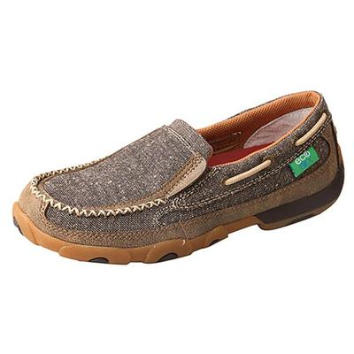 Twisted X Women's Dust ECO Slip-On Driving Moccasins
