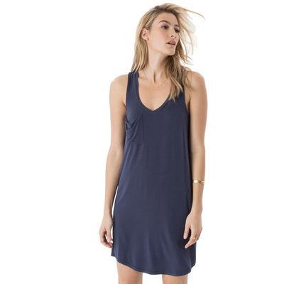 Z Supply Women's Pocket Racer Tank Dress