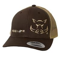 Outdoor Crew Men's Backwoods Hog Life Cap