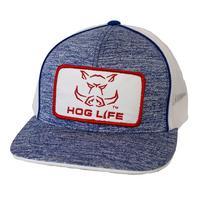 Outdoor Crew Men's Blue Lightning Hog Life Cap