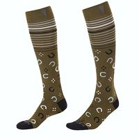 Kerrits Shoe-In Wool Boot Sock