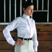 Devon Aire Concour Ladies Long Sleeve Show Shirt