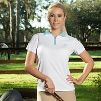 Devon-Aire Xwear Tech Top Ladies Short Sleeve Shirt