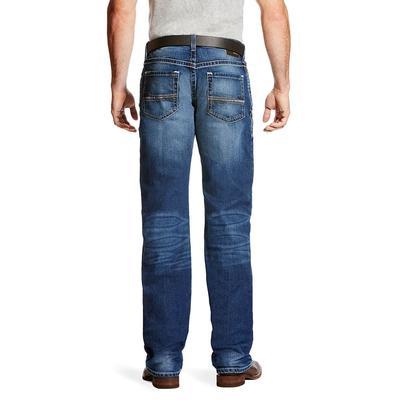 Ariat Men's M4 Low Rise Dawson Stretch Boot Jean