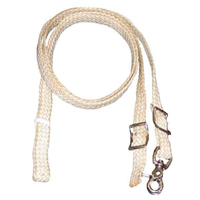Supreme Western Products Waxed Roping Rein