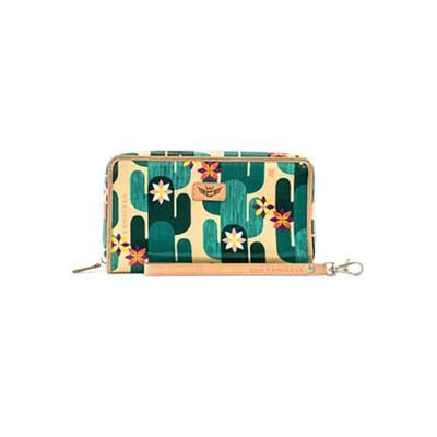 Consuela's Spike Wristlet Wallet
