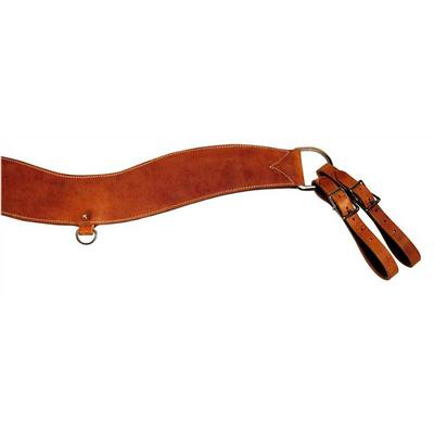 Berlin Custom Leather Steer Tripper Breast Collar