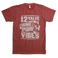 Dale Brisby Men's 12 Valve Vibes Tee