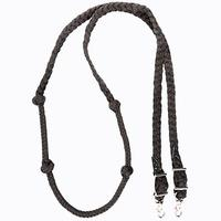 Martin Saddlery Braided Nylon Barrel Rein