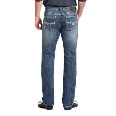 Rock & Roll Denim Men's Medium Wash Revolver Reflex Straight Leg Jean