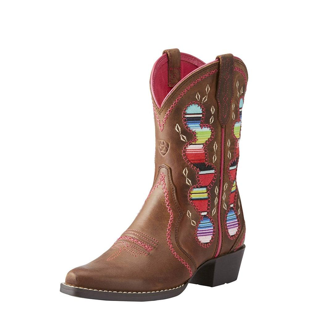 94765768d58 Ariat Girls Desert Diva Boots