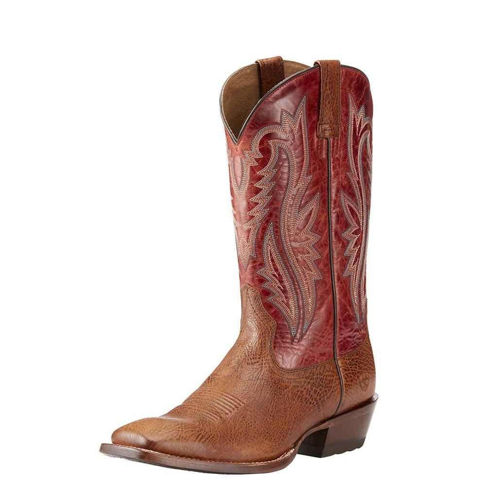 57d833b6050ac Ariat Mens Texaco Tan Fireside Boots