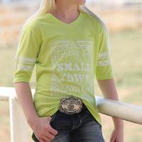 Cruel Girl Girl's Small Town Girl T-Shirt