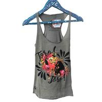 Rodeo Quincy Women's Olive Toro! Toro! Tank Top
