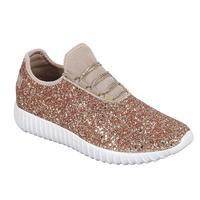 Women's Glitter Sneakers