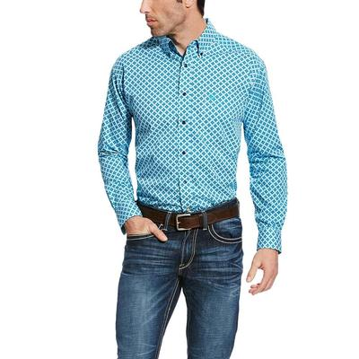 Ariat Men's Poppies Godwin Shirt