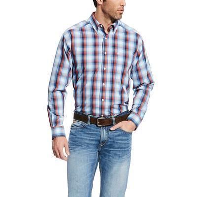 Ariat Men's Wrinkle Free Keith Shirt