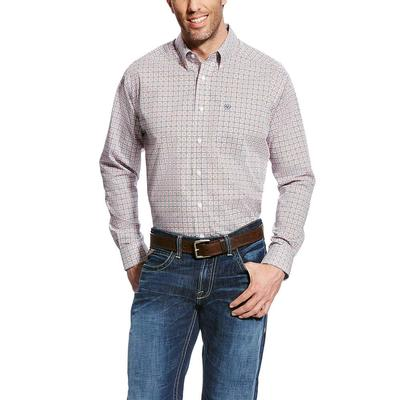 Ariat Men's Wrinkle Free Kennedy Shirt