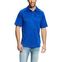 Ariat Men's Sapphire Basic Charger Polo