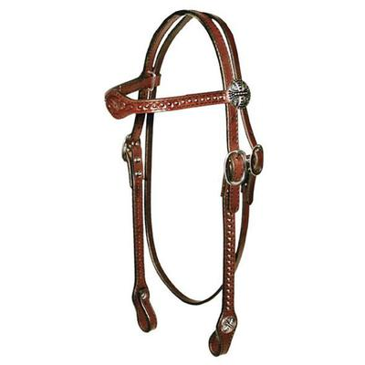 Circle Y Clearwater Browband Headstall