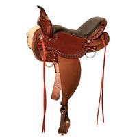 High Horse by Circle Y Daisetta Cordura Trail Saddle 16