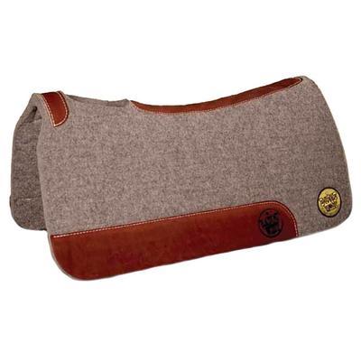 Bayou West 100 % Wool Contour Pad 5/8
