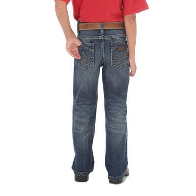 Wrangler Boy's Lawton Retro Relaxed Boot Jean