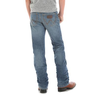 Wrangler Boy's Pinesdale Retro Slim Straight Jean