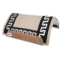 Cactus Saddlery Relentless Wool  Blanket Top Saddle Pad