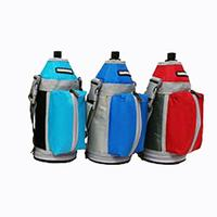 Extreme 2-Tone XL Water Bottle Cooler