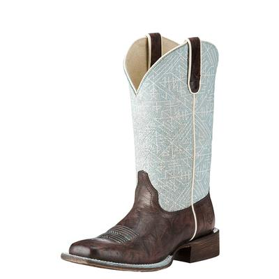 Ariat Women's Chief Chocolate Circuit Savanna Boots