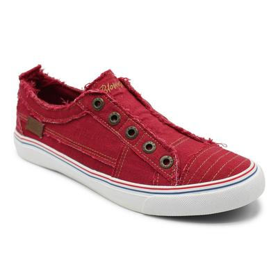 Blowfish Women's Jesty Red Play Sneakers