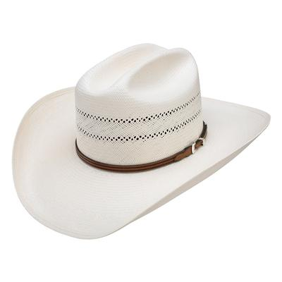 Resistol Men's George Strait Range T Straw Hat