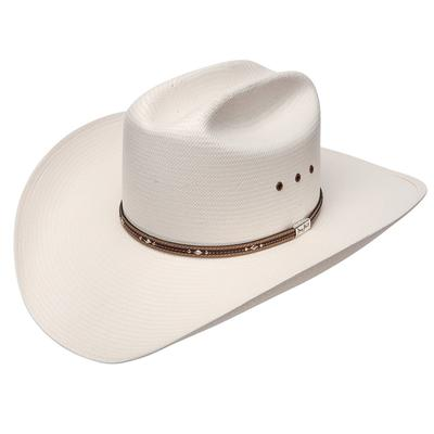 Resistol Men's George Strait Kingman Straw Hat