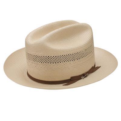 Stetson Men's Open Road Straw Hat